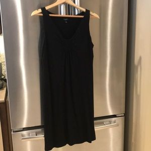 EUC Talbots Black Dress